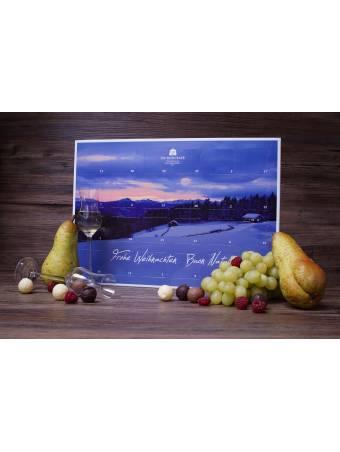 Calendario natalizio con cioccolatini 2020 - Distilleria Unterthurner