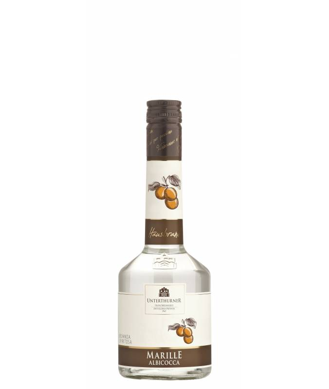 Distillato di Albicocche (700ml) - Distilleria Unterthurner
