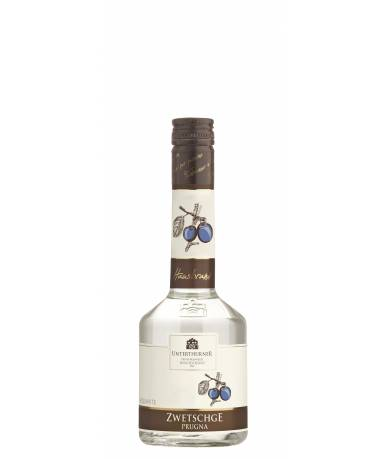 Acquavite di Prugne (700ml) - Distilleria Unterthurner