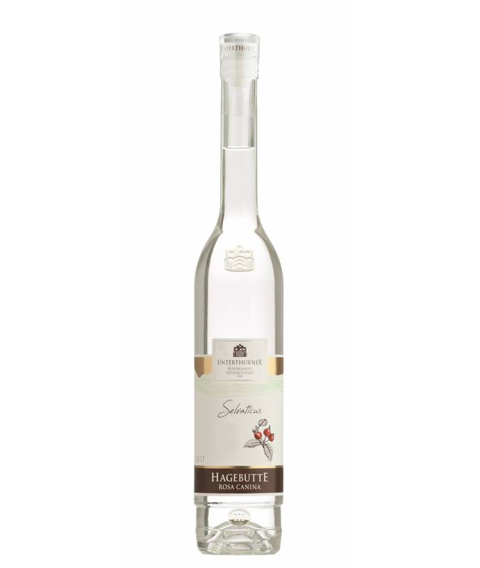 Distillato di Rosa Canina (500ml) - Distilleria Unterthurner