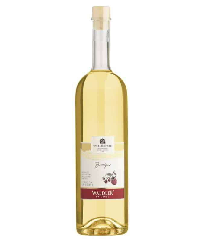 Distillato di lamponi barricata (Magnum 1,5l) WALDLER® Barrique - Distilleria Unterthurner
