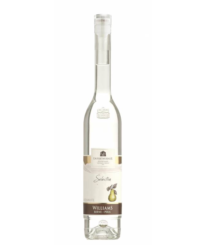 Acquavite di Pere Williams Riserva (500ml) - Distilleria Unterthurner
