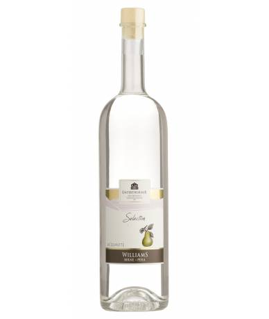 Williams Riserva (Magnum 1,5l), Acquavite di Pere Williams - Distilleria Unterthurner