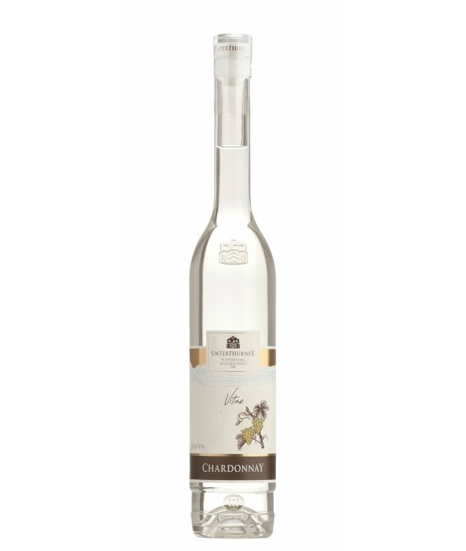 Grappa Chardonnay (500ml) - Distilleria Unterthurner