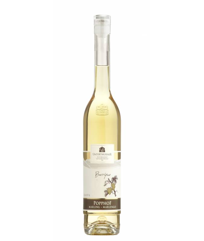 Grappa Popphof Barrique (500ml) - Privatbrennerei Unterthurner