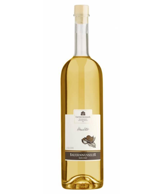Nusslikör Bauernnusseler (Magnum 1,5l Flasche) - Privatbrennerei Unterthurner