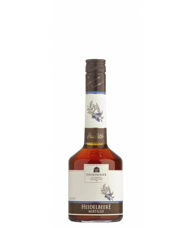 Liquore ai Mirtilli (700ml) - Distilleria Unterthurner