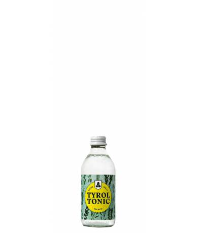 """Tyrol Tonic"" Tonic Water (250ml) - Privatbrennerei Unterthurner"