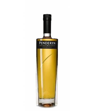 Penderyn Madeira Finish Whisky (700ml) - Single Malt Whisky aus Wales - Privatbrennerei Unterthurner