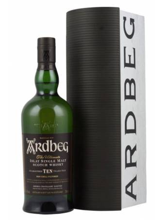 Scotch Whisky (Single Malt) - Ardbeg TEN Warehouse Edition (700ml) - Privatbrennerei Unterthurner