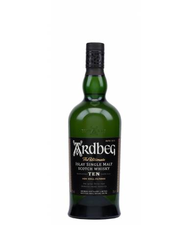 Ardbeg TEN Warehouse...