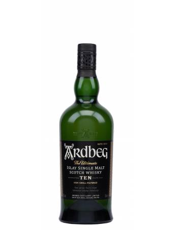 Ardbeg Scotch Whisky (Single Malt) - TEN Warehouse Edition (700ml) - Distilleria Unterthurner