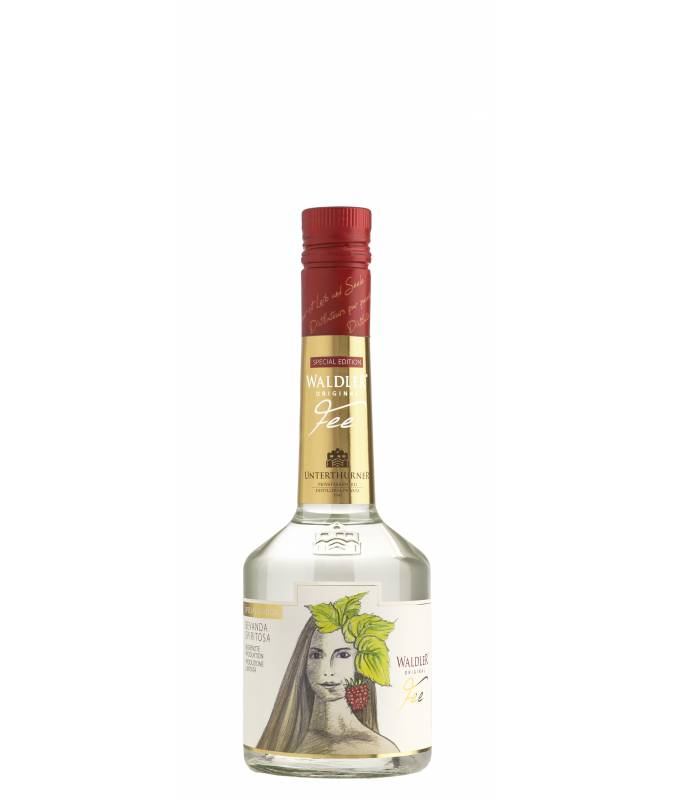 Distillato di Lamponi (700ml) - SPECIAL EDITION - Distilleria Unterthurner