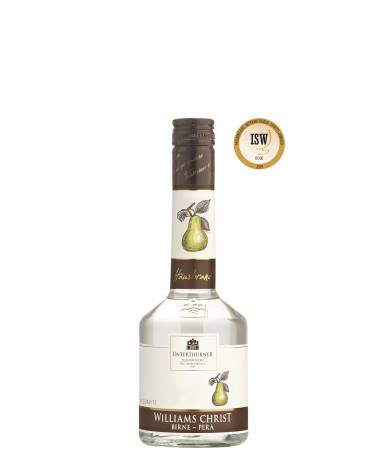 Acquavite di Pere Williams (700ml) - Distilleria Unterthurner - ORO International Spirits Award