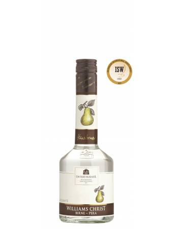 Obstbrand Williams Birne (700ml) - Privatbrennerei Unterthurner - GOLD Internationaler Spirituosen Wettbewerb