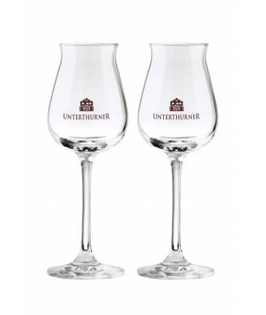 2x Unterthurner Glas