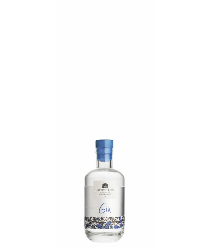 Gin italiano della distilleria Unterthurner (Trentino-Alto Adige)