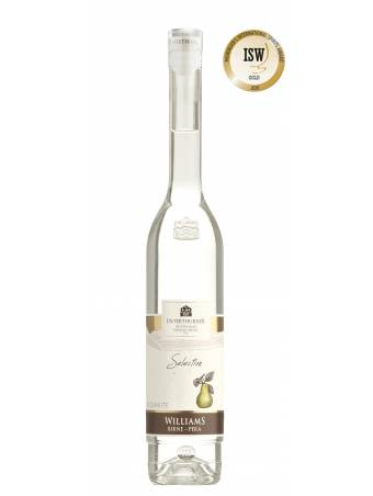 Williams Birne Obstbrand Riserva (500ml) - Privatbrennerei Unterthurner - GOLD 2020 International Spirits Award