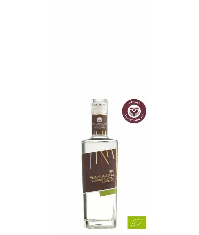 Acquavite di Lamponi biologici (350ml) - Distilleria Unterthurner; ROSSO Winehunter 2021